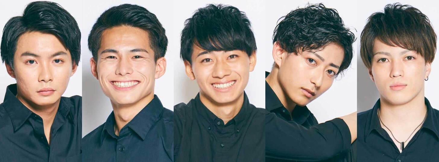 國學院大学 Mister Contest 2020を公開しました。